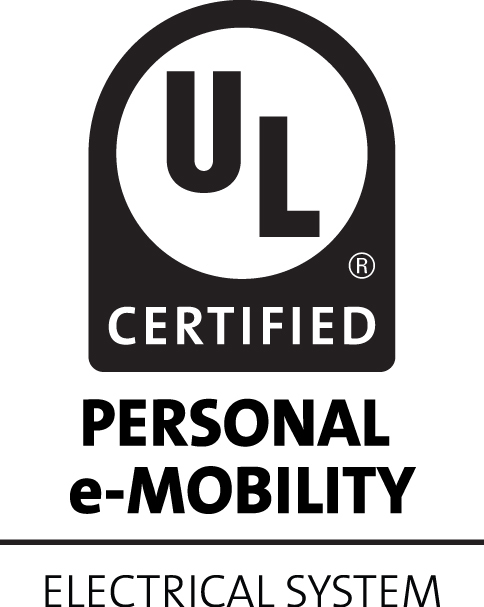 UL Personal e-Mobility vertical mark