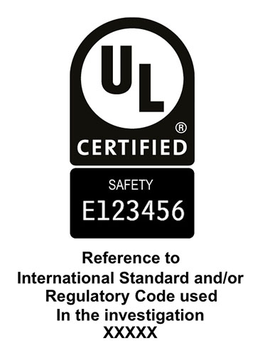 US Safety mark 2