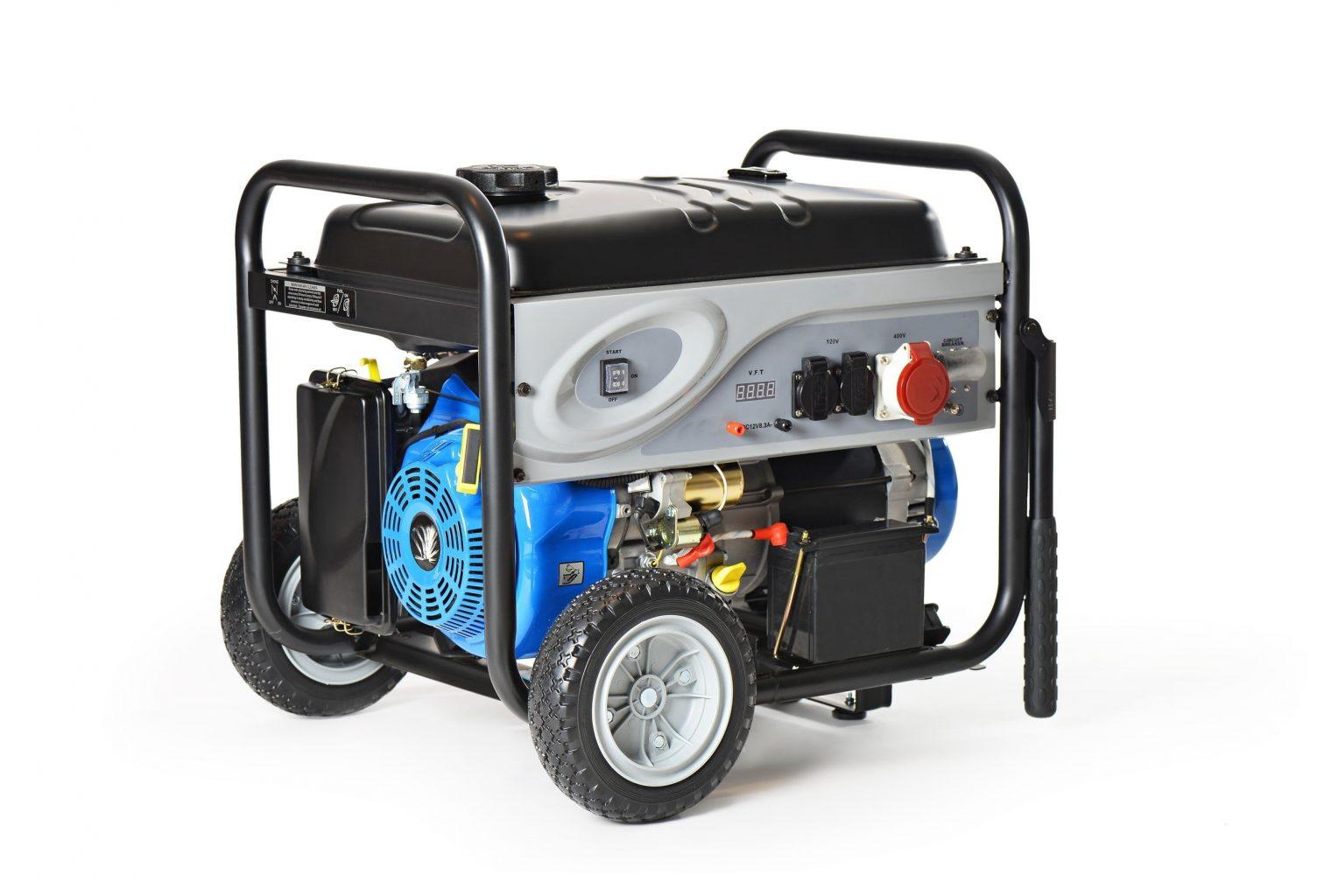 Portable generator image