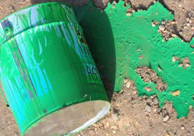 GreenPaintBucketRome