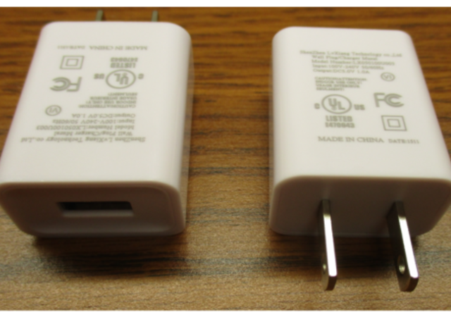 Image of USB power adapters