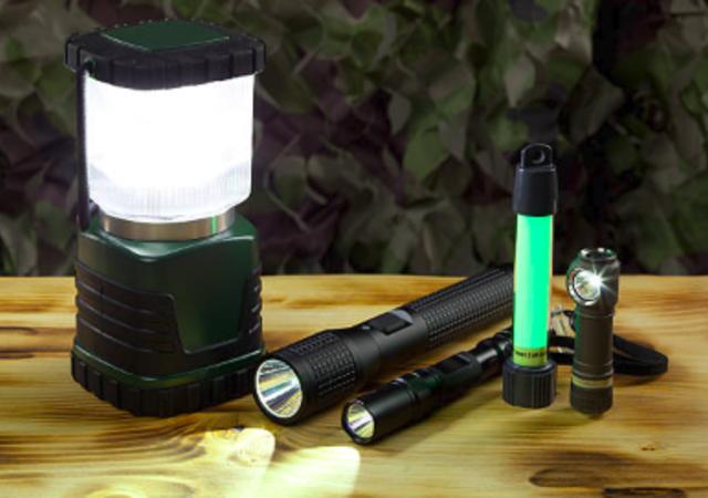 lanterns flashlights