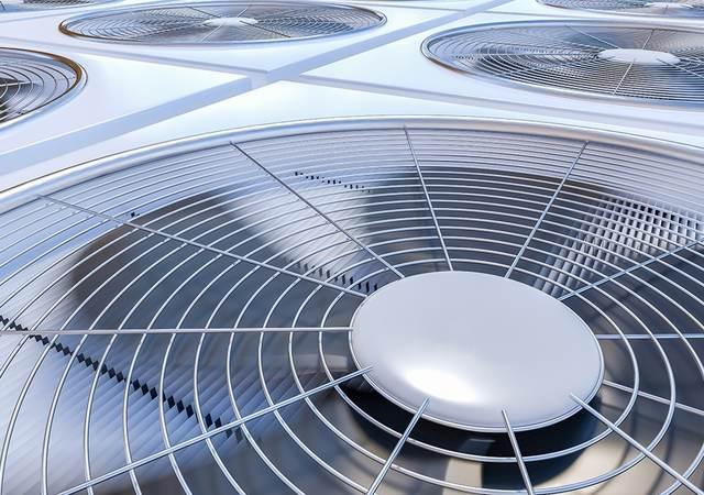 Heating and Ventilation (HVAC) unit