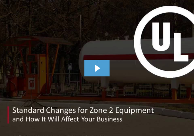 Standard changes for zone 2 equipment and how it will affect your business