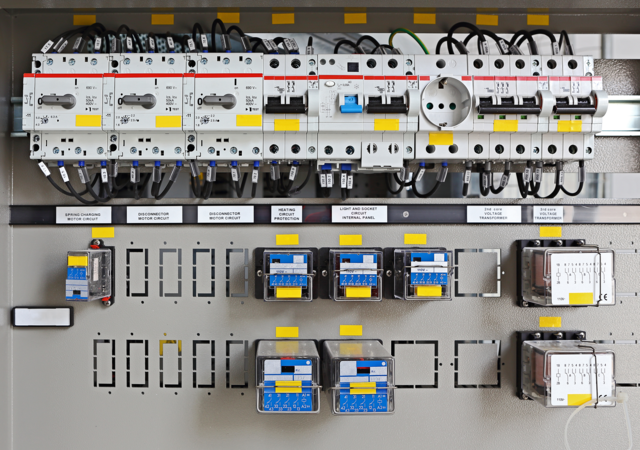 Industrial Control Panels and the Panel Shop Program | UL