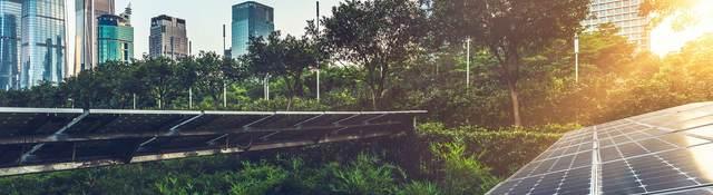 Urban solar cells