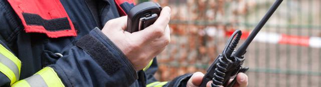 emergency responder radios