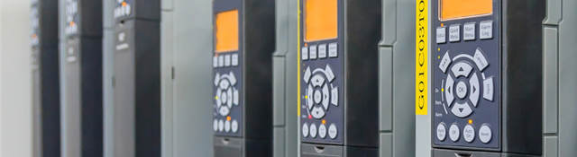 Electrical drive controller application in industry plant