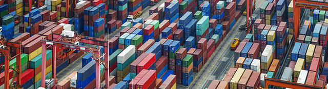 Supply chain containers