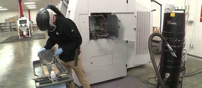 UL leads proposal to introduce additive manufacturing into International Fire Code