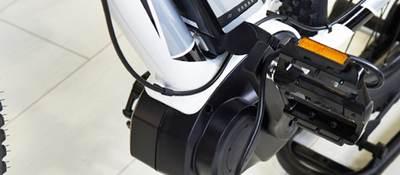 An electronic bike motor