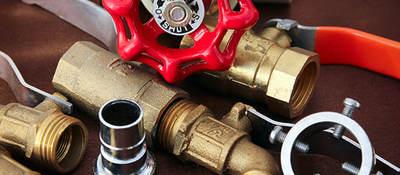 Fire equipment close-up