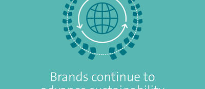 Brands advance sustainability