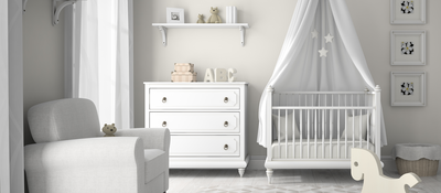 Child's bedroom and furniture
