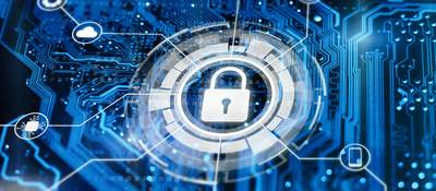Cybersecurity and secure network concept