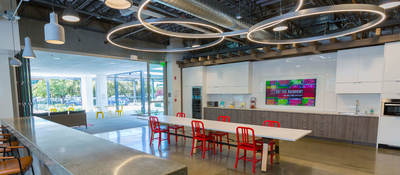 HP HQ dining area - Photo by Michael O'Callahan