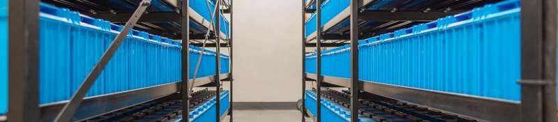 Battery energy storage system inside building