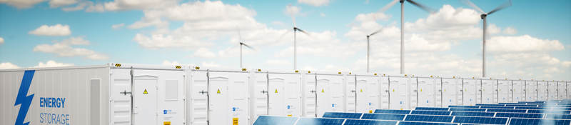 Concept of container Li-ion energy storage system