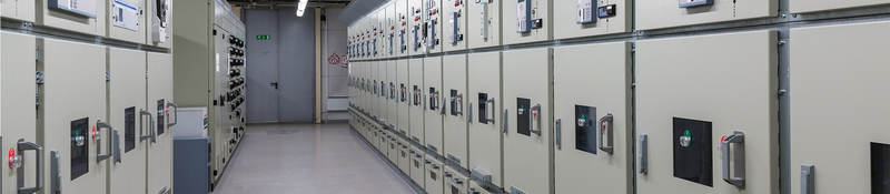 Industrial electrical control