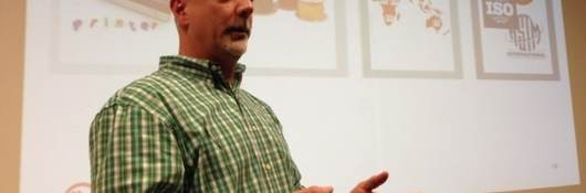 Paul Bates 3DP Presentation