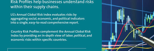 UL's Responsible Sourcing Global Risk Index 2014