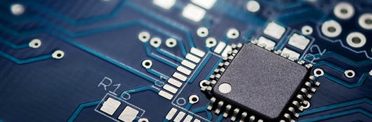 Image of a solid-state circuit board