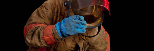Dirty Firefighter PPE