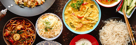 Asia: Chemical Safety Highlights for Food Contact Materials
