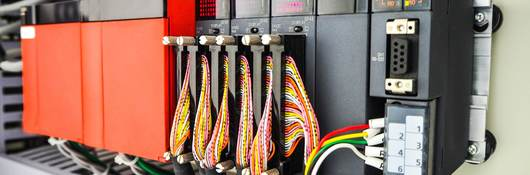 Programmable logic control for control systems of industries such as power plant, chemical, oil and gas.