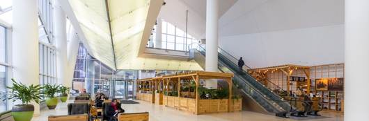Cira Centre in University City, Philadelphia, Pennsylvania