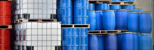 GHS barrel stacking
