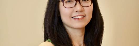 headshot of Jiajia Wu