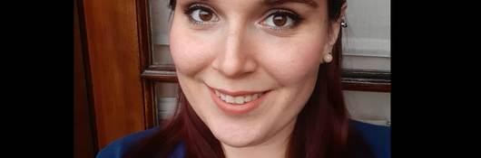 Headshot of Melanie Nauta