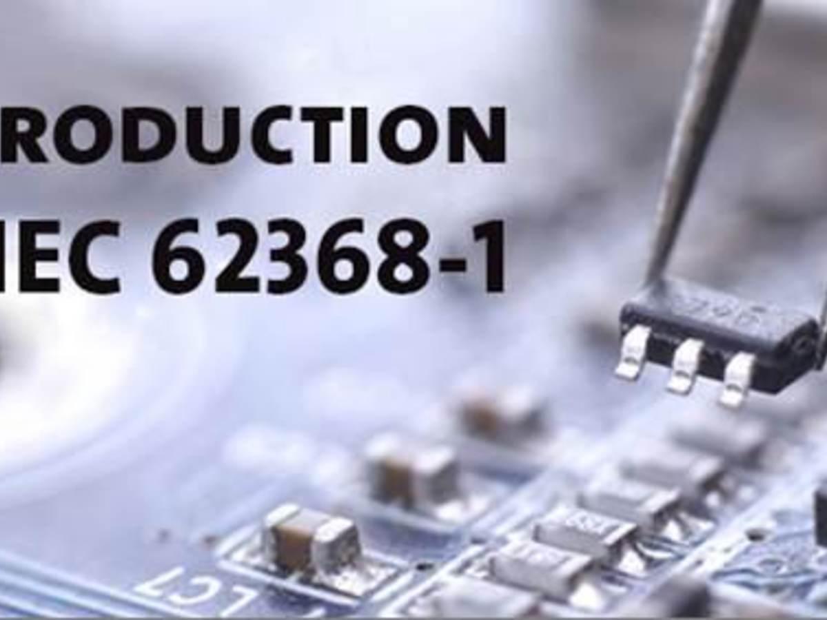 IEC 62368-1 webinar