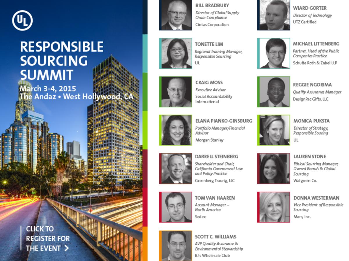 RS Summit Speakers 2015
