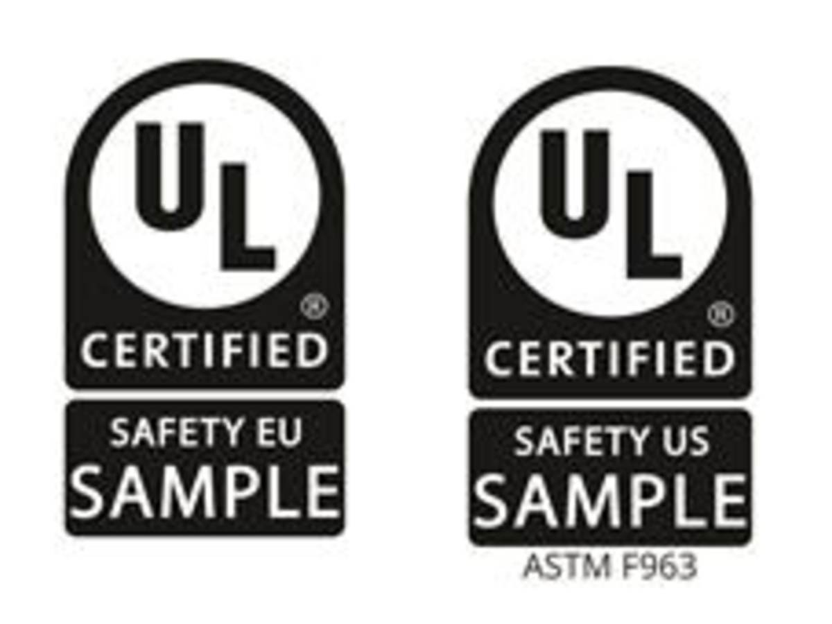 sample certification marks