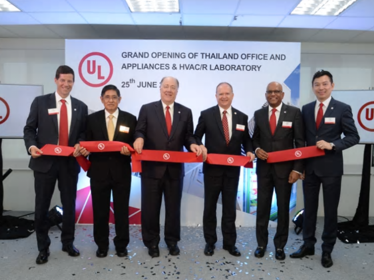 Thailand Opening