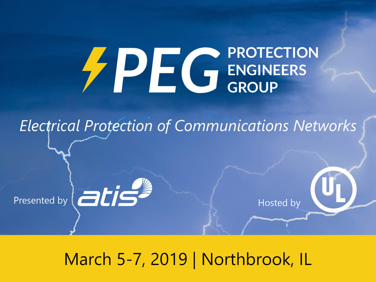 Protection Engineers Conference banner