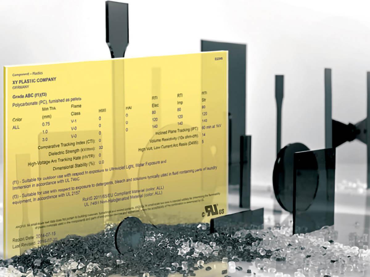 UL Yellow Card Plastics Recognition Program | UL