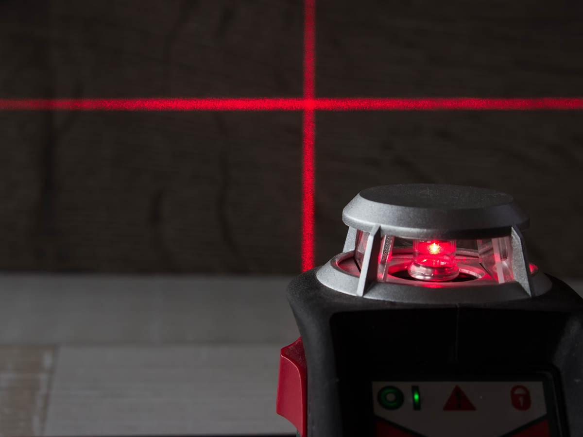 laser beam image