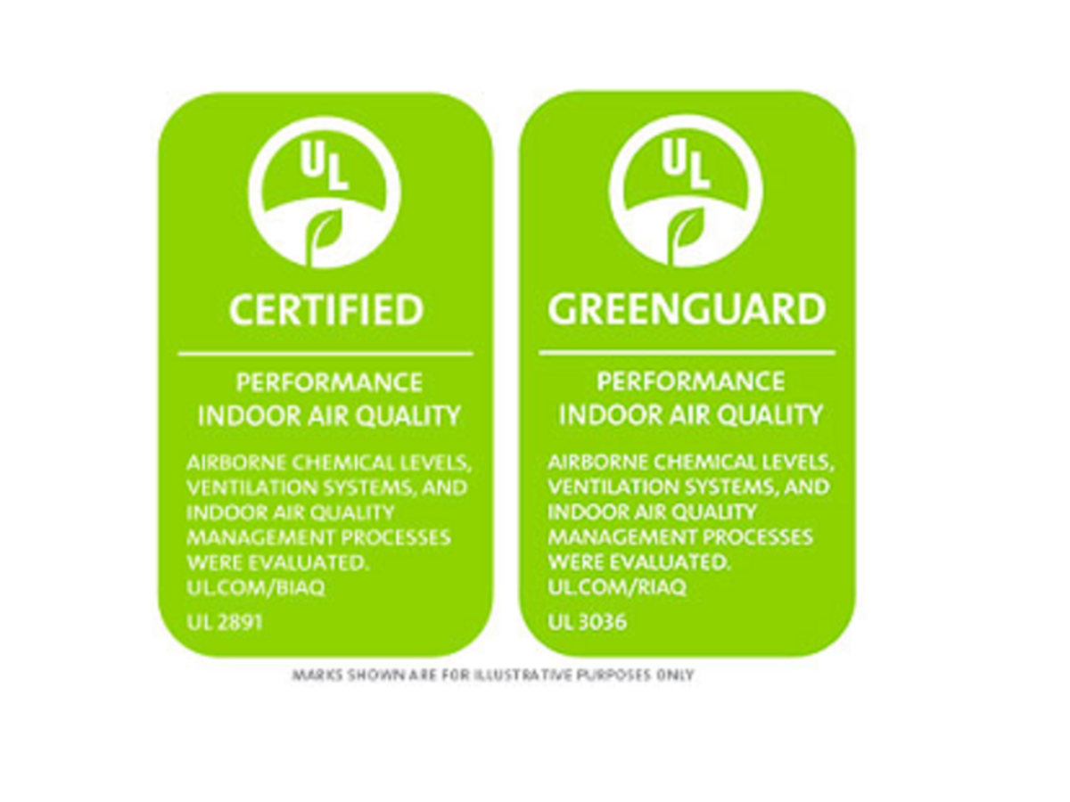 Indoor Air Quality Certification Ul