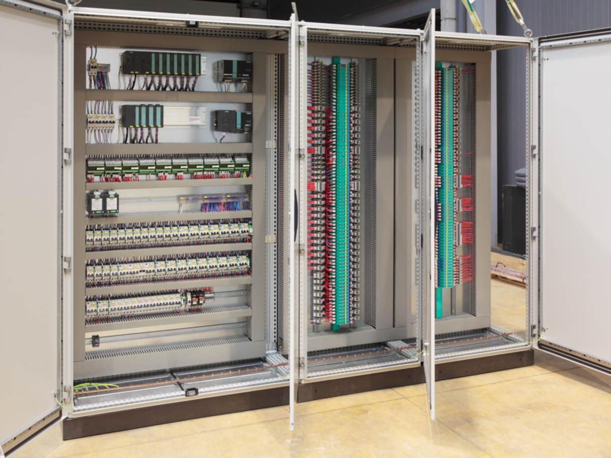 Industrial Wiring Standards