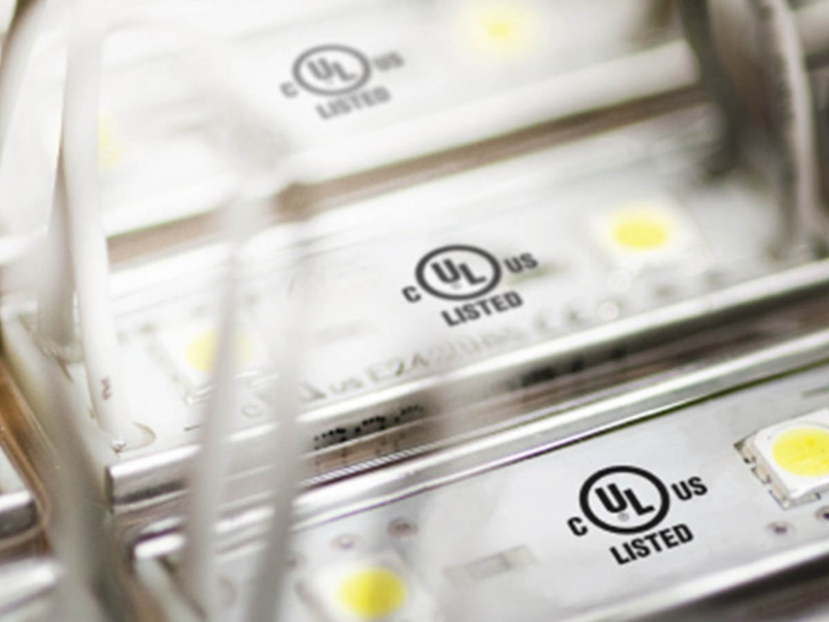 Mark hub label