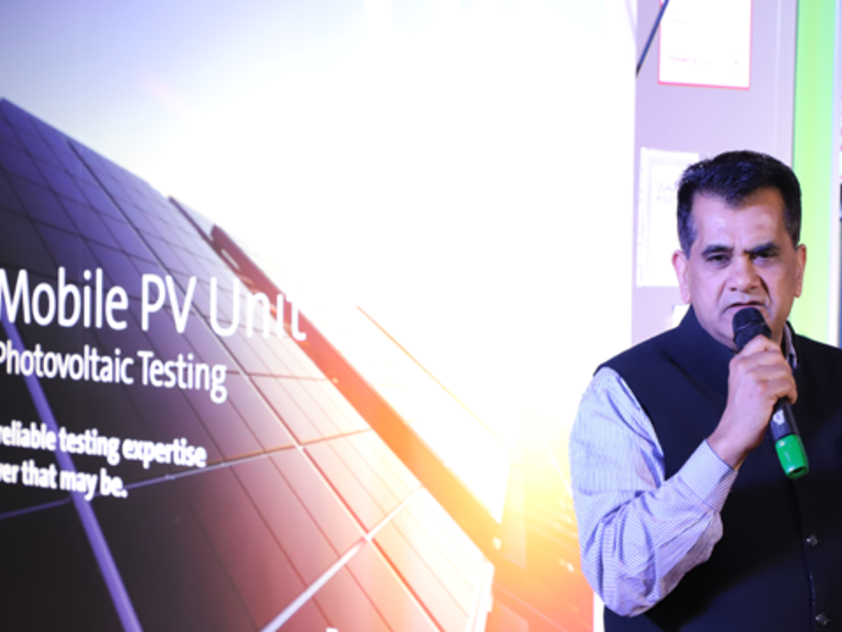 UL, a global safety science company, announced the launch of its first mobile PV unit testing laboratory in New Delhi, India.