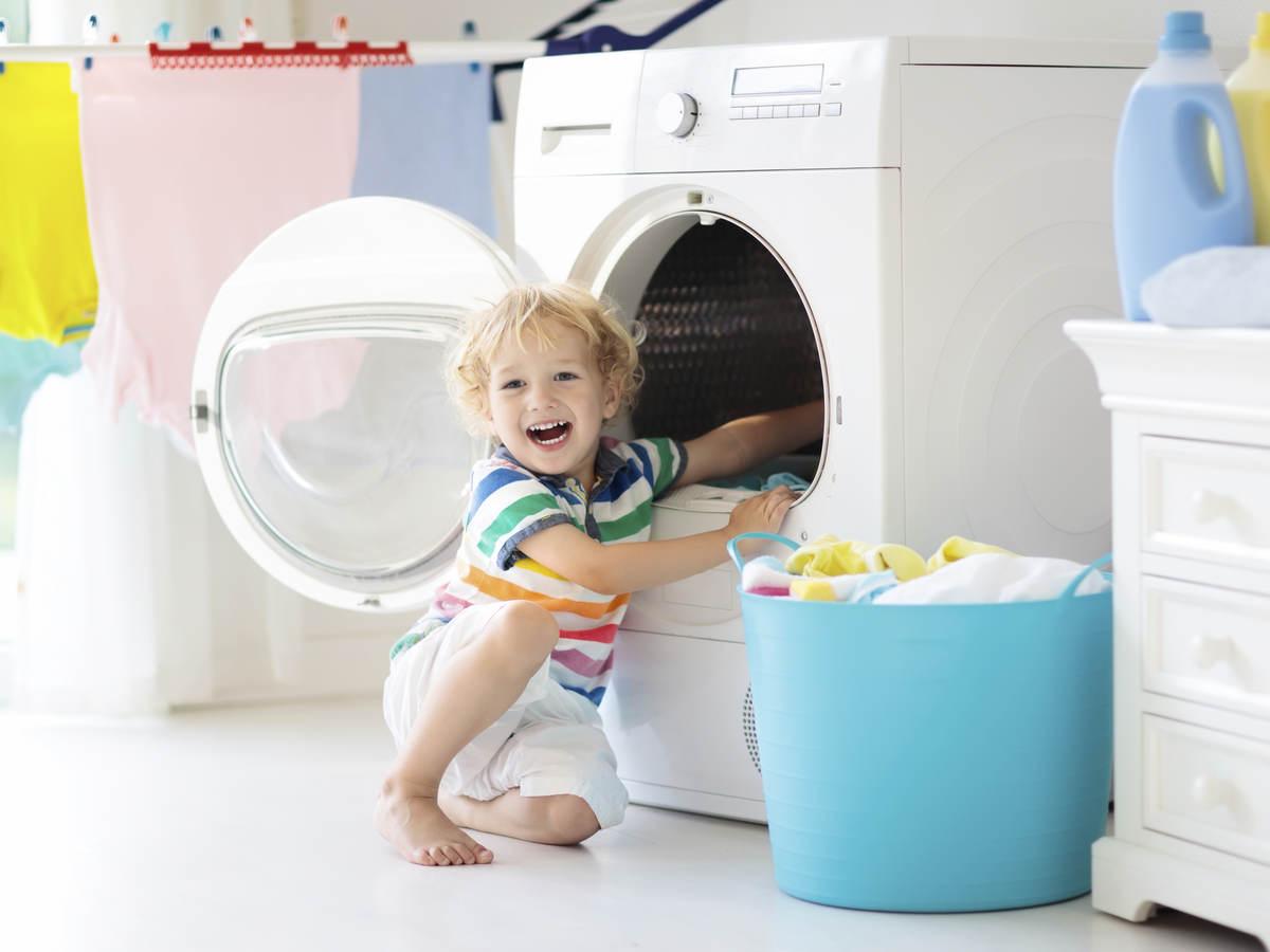 Laundry Entrapment