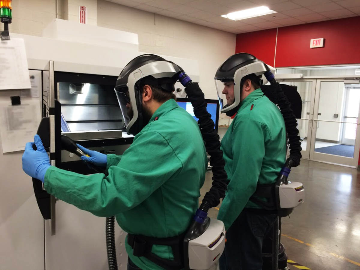 Additive Manufacturing Safety