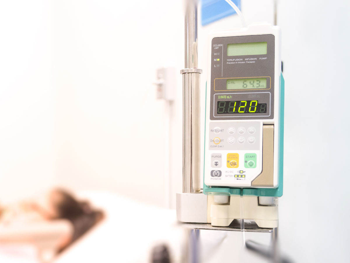 Specialized Infusion Pump testing