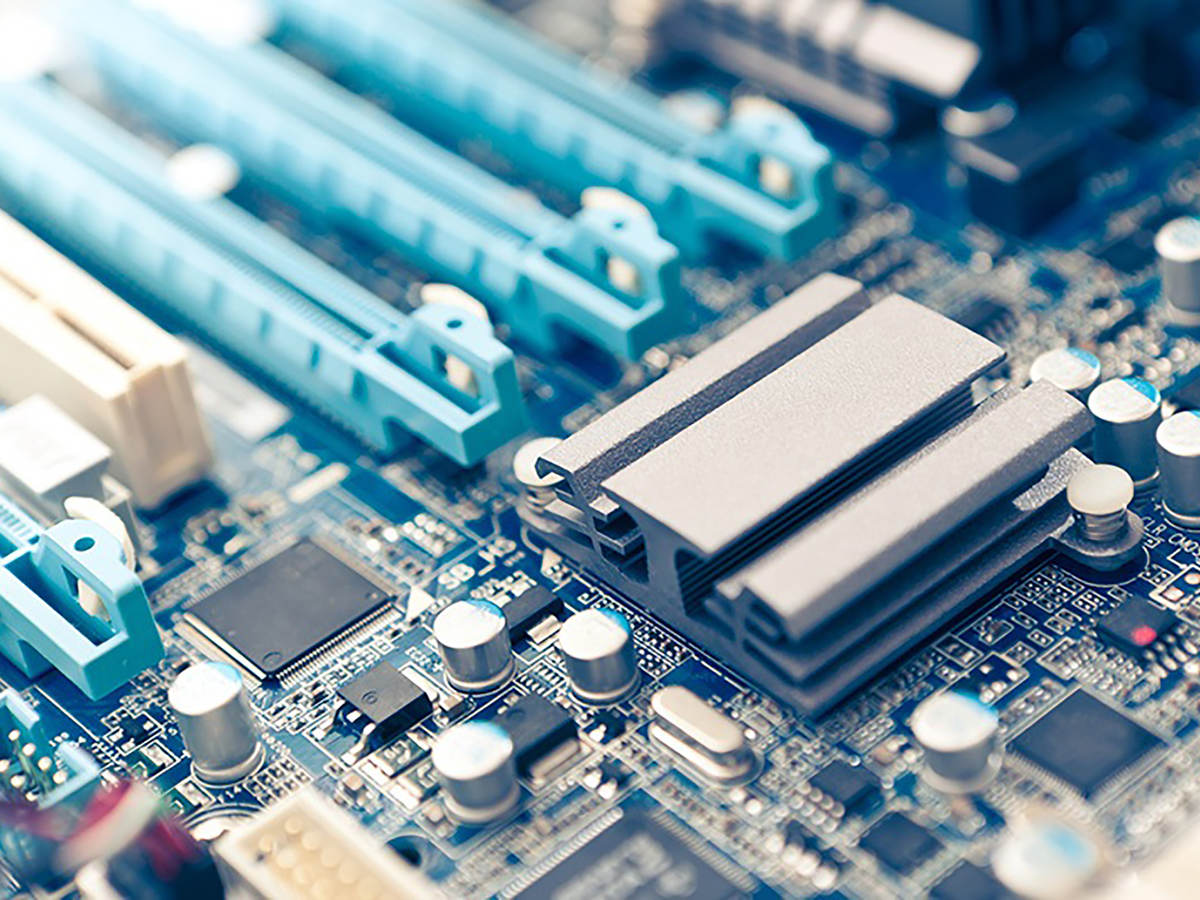 Electronic manufacturing components