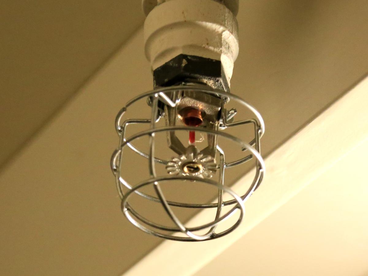 Fire Protection Sprinkler