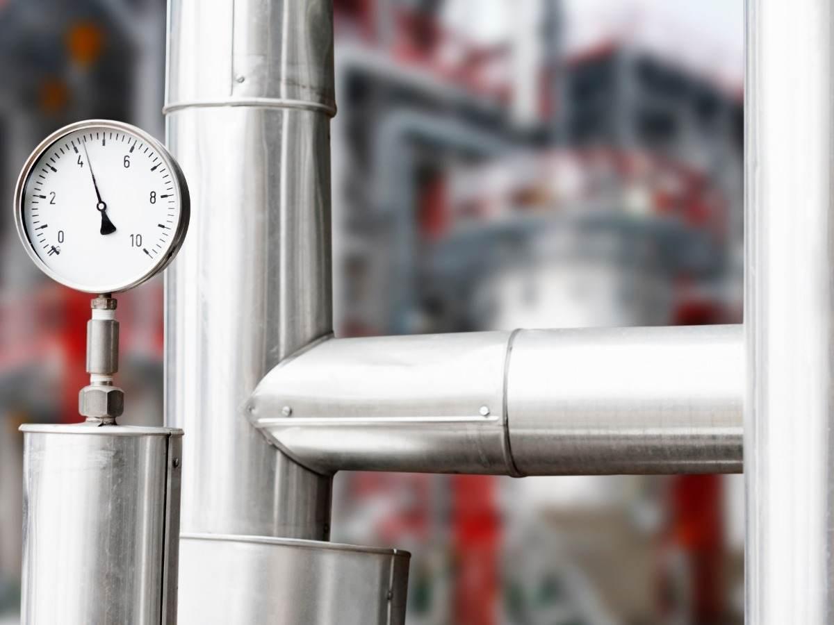 Pressure gauge industrial heating system flammable refrigerants HVAC/R HVAC